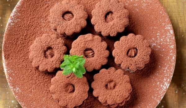 Вкусни шоколадови сладки
