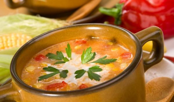 Супа от картофи и кресон