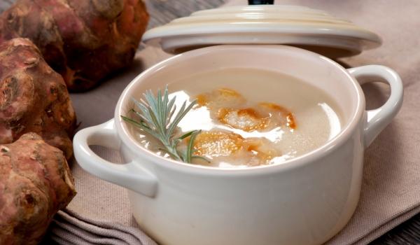 Супа от йерусалимски артишок