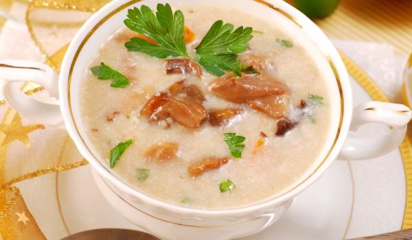 Полска булгурена супа