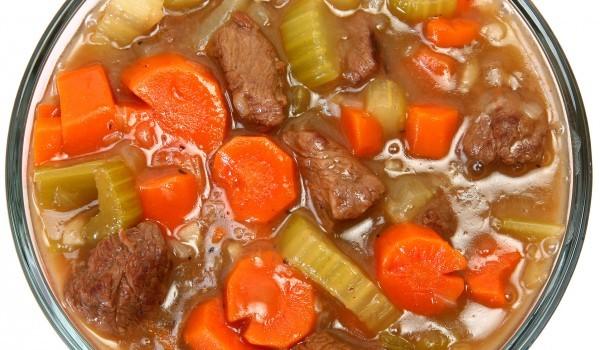 Супа от телешко