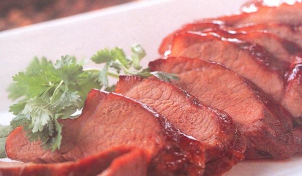 Печен свински врат по китайски