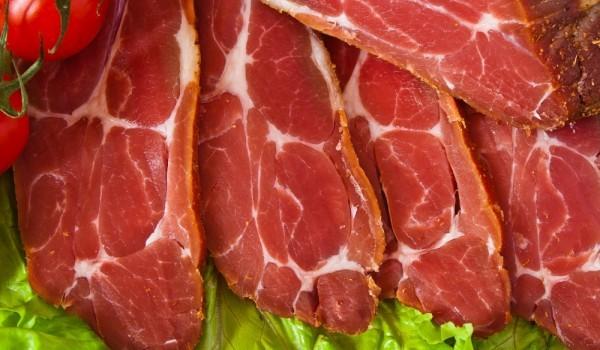 Пастърма от телешко месо