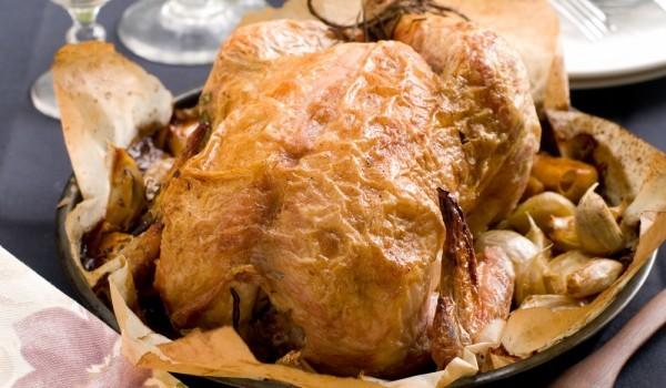 Пиле в плик