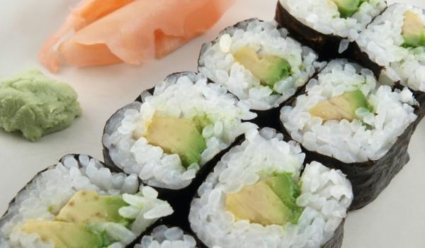 Суши с паста от семки