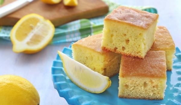 Лимонов кекс