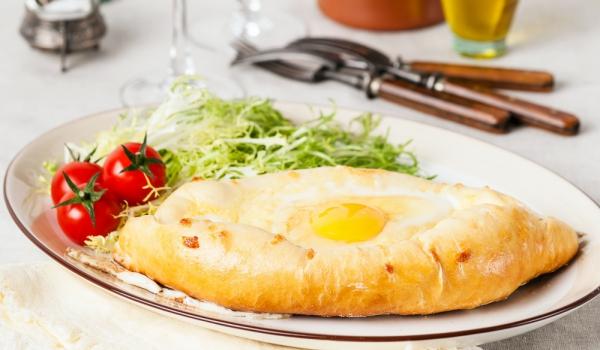 Гондоли със сирене и яйце