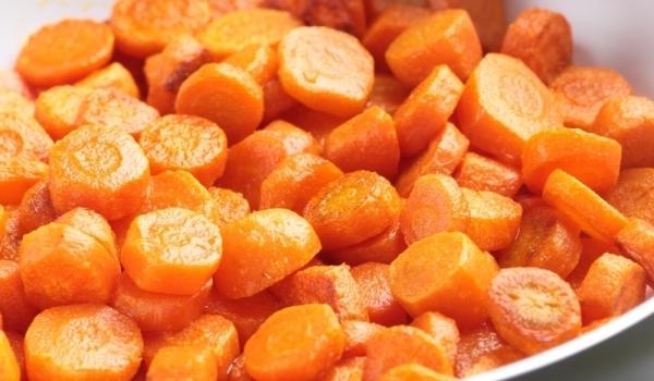 Сотирани моркови