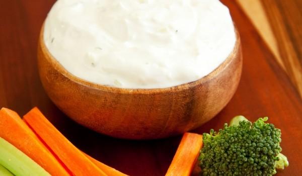 Млечно-чеснов пастет