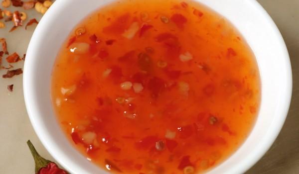 Китайски подлютен сос